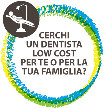 dentista low cost per famiglie
