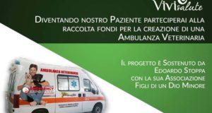 vivisalute progetto ambulanza veterinaria